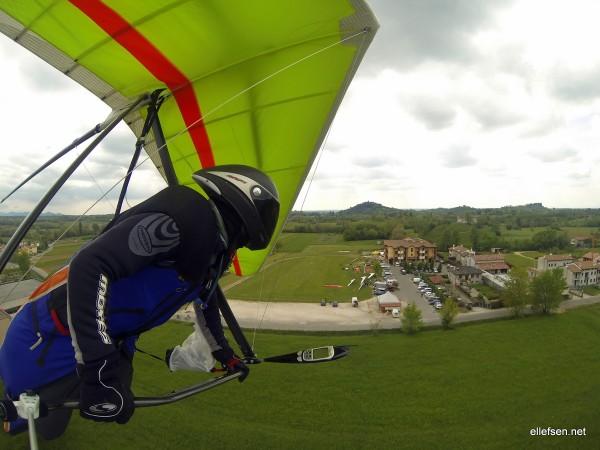 Brakechute ready