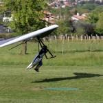 Nils Aage landing
