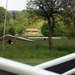 Taking the gliders for a walk